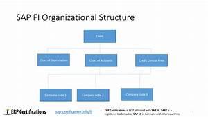 Sap Fi Organizational Structure Free Sap Fi Training