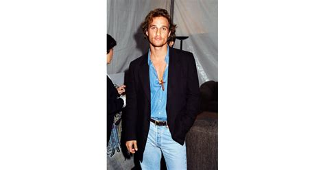 Matthew McConaughey, 1996 | Old Red Carpet Photos Vintage ...