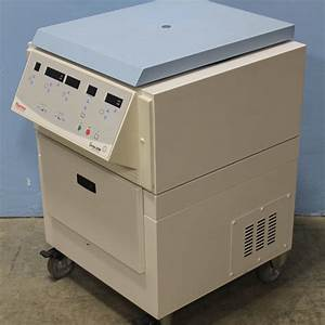 Refurbished Thermo    Iec Centra Gp8r Floor Model