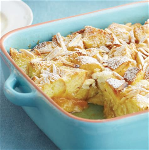 Peaches Cream French Toast Bake Recipe