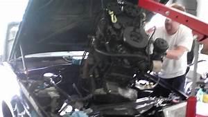 Volvo 960 Engine Pull