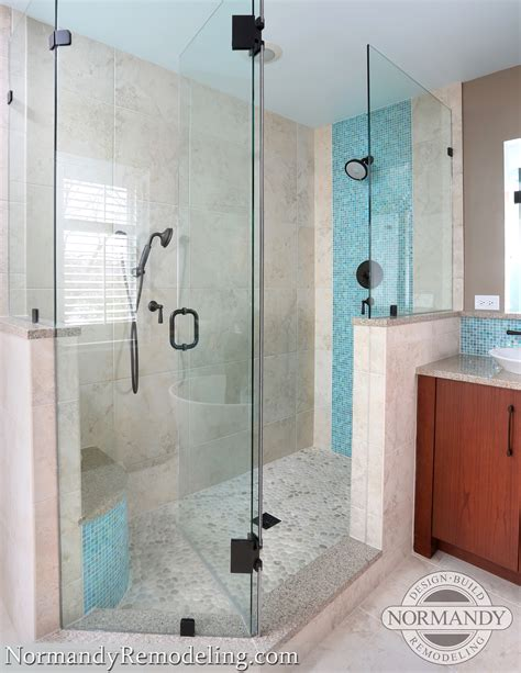 The Difference Between Frameless Showers, Framed Showers