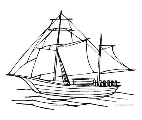 How To Draw A Ancient Boat by Free Simple Ship Drawing Free Clip Free