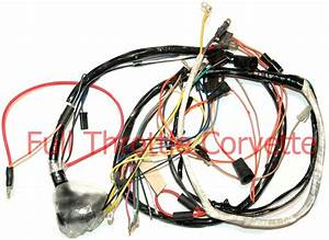 1974 Corvette Engine Wiring Harness Automatic Small Blo