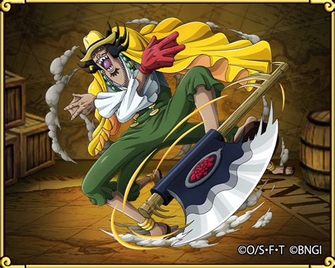 Vander Decken Ix  One Piece Treasure Cruise Ultimate