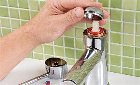 wasserhahn küche tropft armatur kartusche wechseln waschbecken wc selbst de