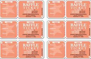 raffle ticket template 14 free templates free With sample of raffle tickets templates
