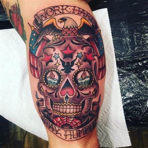 sugar skull tattoo designs meaning
