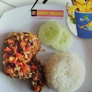 Resep sambal geprek ala rocket chicken. Resep Sambal Ayam Geprek Rocket Chicken - Rocket Chicken Sungai Jawi Luar Makanan Delivery Menu ...