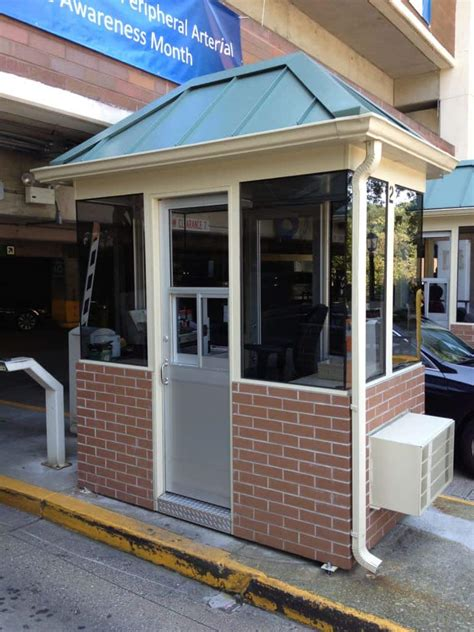 parking booths gallery porta king building systems