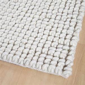 tapis romy home spirit blanc ecru With tapis de salon en laine
