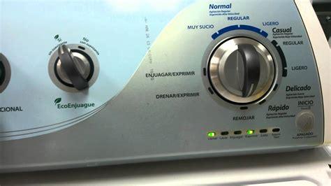 falla f2 e3 lavadora whirlpool youtube