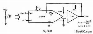 Digital Potentiometer - Basic Circuit