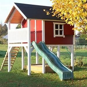 Gartenhaus Auf Stelzen : spielhaus bauanleitung childrens playhouse in 2019 ~ A.2002-acura-tl-radio.info Haus und Dekorationen