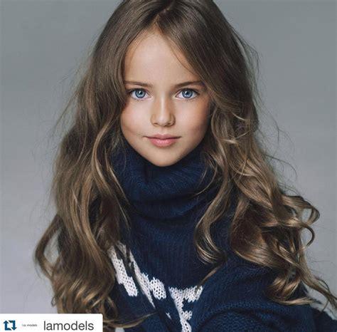 Das Schönste Mädchen Der Welt Ist 12 Jahre Alt Kristina