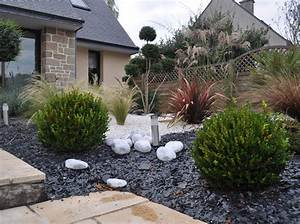 jardin mineral chaioscom With creation bassin de jardin 11 galerie photos tour de piscine jardin mineral bassin