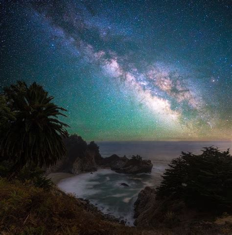 Asif Islam Mcway Falls Milky Way Chasers