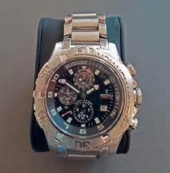 s watches festina chrono bike 16177 all stainless steel gents black quartz