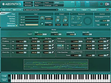 native instruments absynth  review musicradar