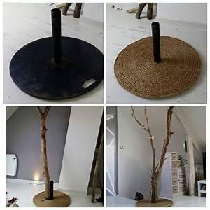 Luminaire En Bois Flotté : fabriquer un lampadaire en bois flott pour le salon brico diy lampadaire bois bois et ~ Teatrodelosmanantiales.com Idées de Décoration