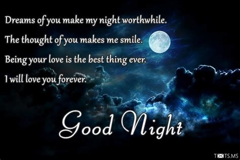 good night wishes  boyfriend messages quotes images  facebook whatsapp picture sms