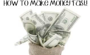 How Make Money Fast