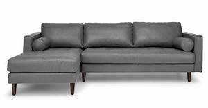 sven oxford gray left sectional sofa sectionals With oxford grey sectional sofa