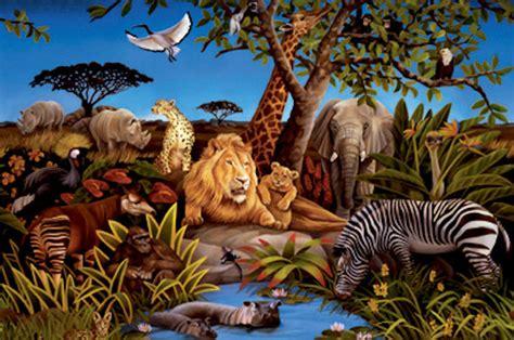 Animal Wallpaper For Walls - jungle wall murals 2017 grasscloth wallpaper