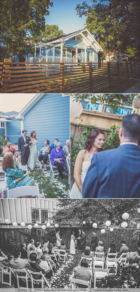 houston heights wedding photography