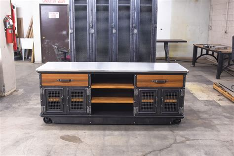 Boxcar Ellis Console Teak and Stainless ? Model #E53
