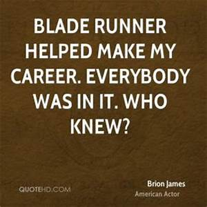 Famous Quotes F... Blade Runner Love Quotes
