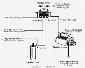 Latest 12v Starter Solenoid Wiring Diagram Ford Starter