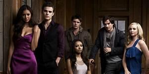 The Vampire Diaries Universe  5 Strongest Friendships   U0026 5