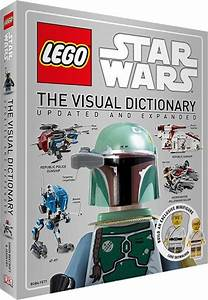 LEGO Star Wars Visual Dictionary Minifigure Exclusive ...