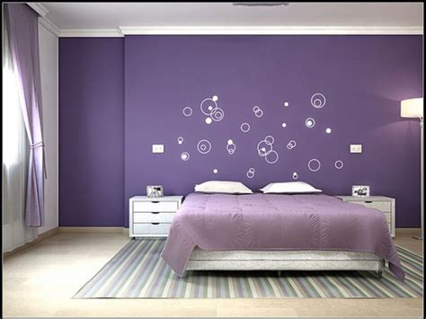 Best Way To Decorate A Teenage Girls Bedroom With Purple