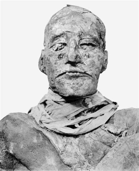 Ramesses Iii Was Murdered!  V(otum) S(olvit) L(ibens) M
