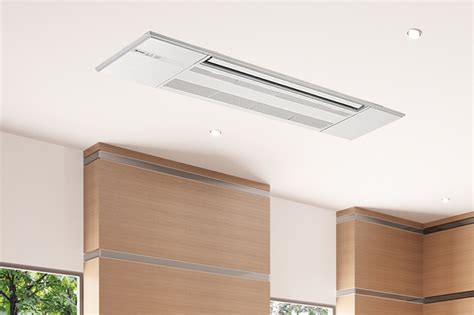 Mitsubishi Cassette by Mlz Series One Way Ceiling Cassette By Mitsubishi Electric