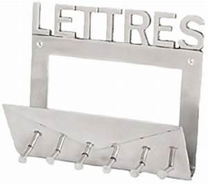 Boite A Cles Ikea : silea 1323 3025 porte lettres clefs mural aluminium silea ~ Dailycaller-alerts.com Idées de Décoration
