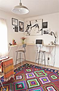 These, 18, Diy, Wall, Mounted, Desks, Are, The, Perfect, Space