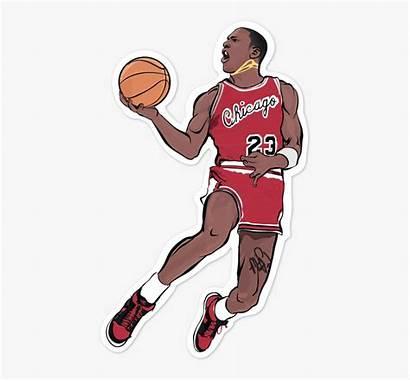 Jordan Michael Dunk Clipart Face Nba Sad