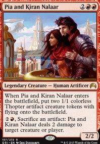 Thopter Deck Magic Duels by Thopter Thopter Standard Mtg Deck