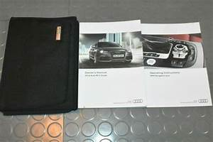 2014 Audi Rs5 Rs 5 Coupe Owners Manual