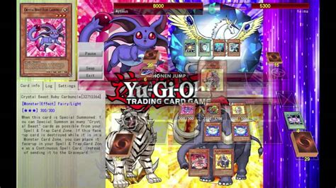 Beast Deck Ygopro by Ygopro Beast Deck By Ayseus Tsc