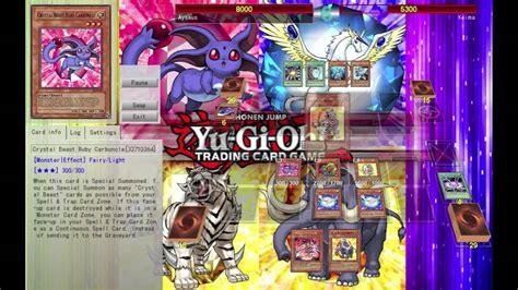 beast deck ygopro ygopro beast deck by ayseus tsc