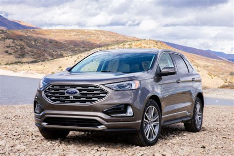 2019 Ford Edge Pricing, Features, Ratings And Reviews