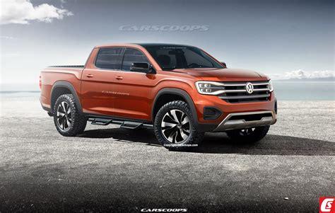 New Vw Truck by 2022 Volkswagen Amarok Envisaging A Ford Ranger Based