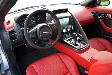 jaguar  type svr driven gallery  top speed