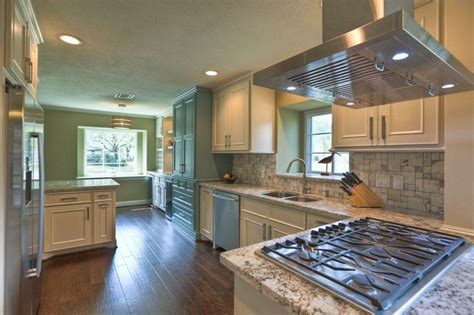Kitchen expansion into old dining room   remodel ideas