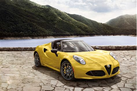 2019 Alfa Romeo 4c Review, Ratings, Specs, Prices, And