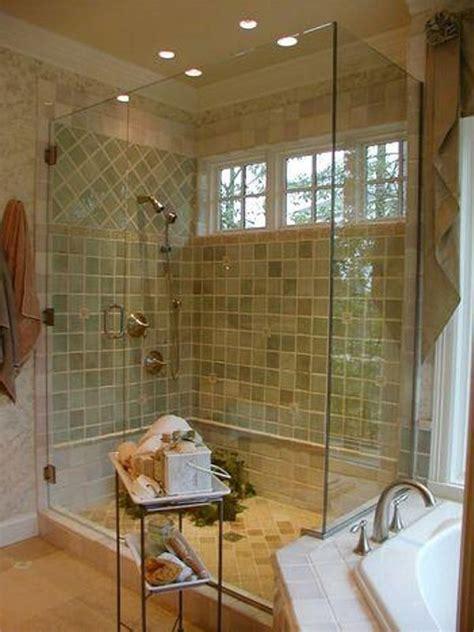 high ceilings  frameless shower kitchens baths